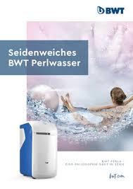 BWT AQA perla Seidenweiches Perlwasser, purer Genuss Beauty starts with the water [Lehner Haustechnik, Ebersbrunn]