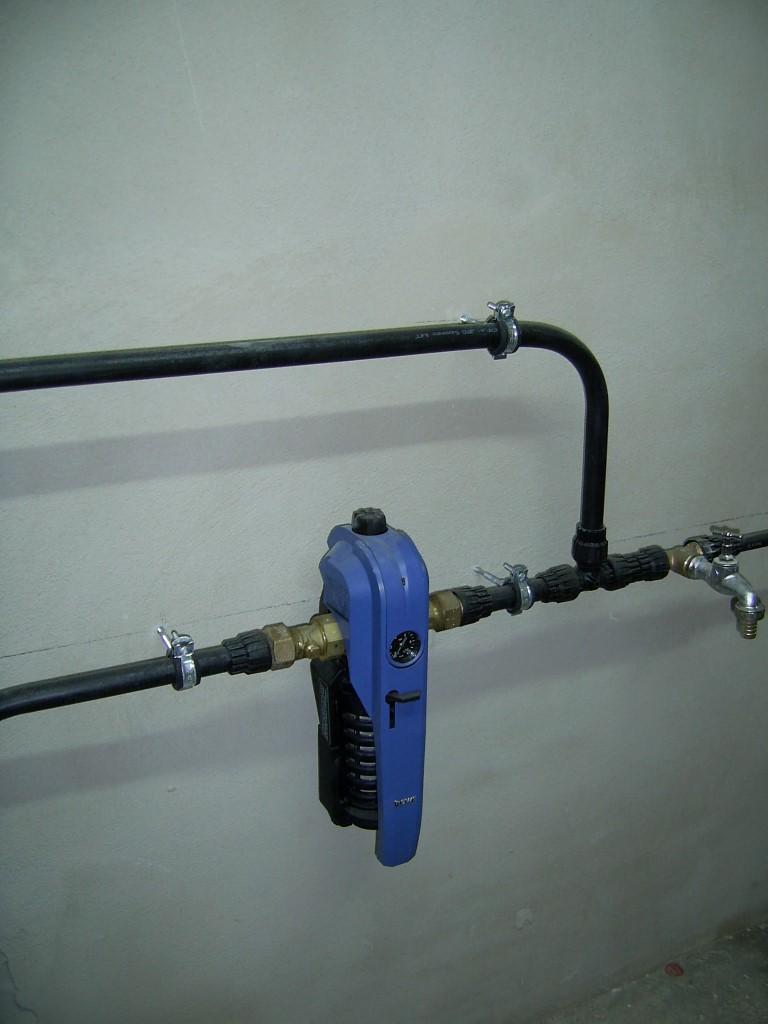 BWT Einhebel-Wasserfilter sorgt für zuverlässigen Schutz des Trinkwassers ( Herr Pfleger, Stettenhof )