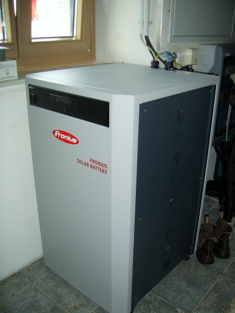 SEG Solar Batterie 4,5 / 3,6 kWh nutzbar. [ Herr Skol, Ziersdorf]